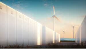 Batteries, solar panels and wind turbines