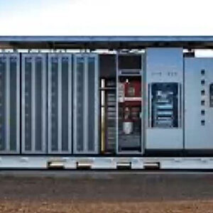 Community-scale battery